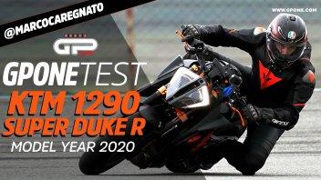 Moto - Test: PROVA KTM Super Duke 1290 R: Bestia nell'anima, ringhia ma non azzanna