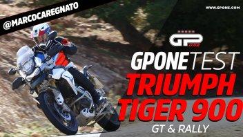 Moto - Test: PROVA Triumph Tiger 900: potenza elegante e tanta voglia di avventura