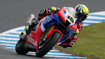 "SBK: Bautista: ""Honda have some new developments; they are going in the right direction, but it is not enough"""