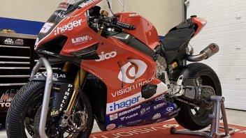 SBK: TT 2020, Michael Dunlop lascia BMW: correrà con la Ducati Panigale