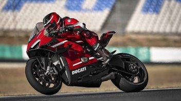 Moto - News: Ducati Superleggera V4, dedicata ai sognatori