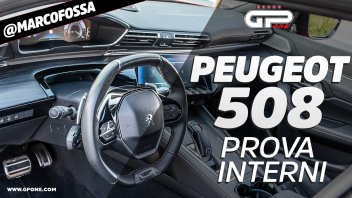 Auto - Test: Prova Peugeot 508 - Esterni ed Interni