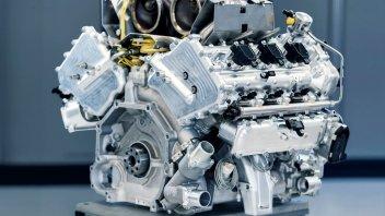 Auto - News: Aston Martin: la Valhalla monterà il nuovo V6 turbo da 3.0