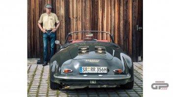Auto - News: Una Porsche molto speciale per Walter Röhrl: una 356/930 Turbo