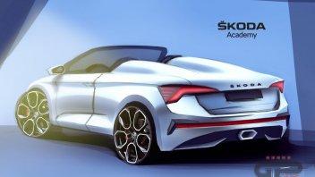 Auto - News: Concept Skoda: in arrivo la nuova Scala Spider?