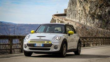 Auto - News: Mini Full Electric: a sorpresa, arriva la versione completamente green