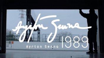 Auto - Video: Ayrton Senna, quel giro fantasma che emoziona ancora