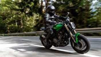 Moto - News: Benelli 752S: dalla Casa di Pesaro arriva la naked per grandi