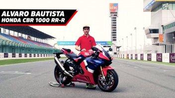 """Moto - News: Bautista sulla Honda CBR 1000 di serie: """"Aggressiva quanto la mia SBK"""""""