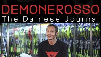 Moto - News: DEMONEROSSO, The Dainese Journal: così nasce la sicurezza