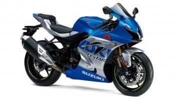 Moto - News: Suzuki GSX-R 1000 R Replica 2020: presentata la nuova livrea MotoGP