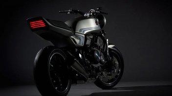 Moto - News: Honda CB-F Concept: la 'moto di Spencer' la prossima Neo Sport Café?