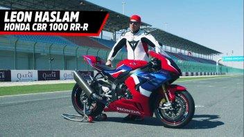 """Moto - News: Haslam e la CBR 1000 stradale: """"L'aerodinamica è da MotoGP e si sente"""""""