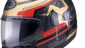 Moto - News: Arai RX-7V TT 2020: the helmet of the Tourist Trophy that will not race