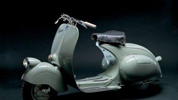 Moto - Scooter: OGGI COME IERI - 29 marzo 1946, nasce la Piaggio Vespa