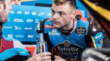 """Moto2: Sam Lowes: """"La spalla fa ancora male, ma almeno corro"""""""