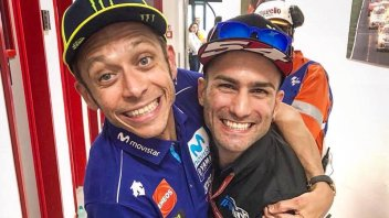 """Moto2: Pasini: """"I'm without a ride, but I'm not prepared to bring the briefcase"""""""