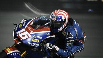 Moto2: GP Qatar: Joe Roberts riporta la pole di Kenny Noyes negli USA