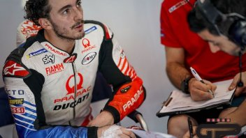 """MotoGP: Bagnaia: """"I don't want to ride a Yamaha, I believe in Ducati"""""""