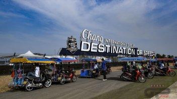 MotoGP: Coronavirus: The Government of Thailand postpones the Buriram GP
