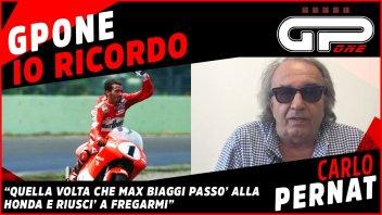 """MotoGP: Carlo Pernat: """"Quella volta che Max Biaggi passò in Honda e mi fregò"""""""