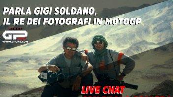"MotoGP: Gigi Soldano: ""My favorite shot? Rossi kissing the M1."""