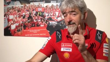 """MotoGP: Ducati distant but united. Dovizioso and Petrucci: """"Stay at home"""""""