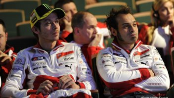 "MotoGP: Guareschi to Rossi: ""Valentino, if you're having fun, keep racing."""