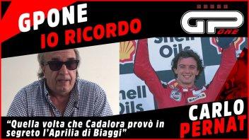 MotoGP: Pernat: Quella volta che Cadalora provò in segreto l'Aprilia di Biaggi