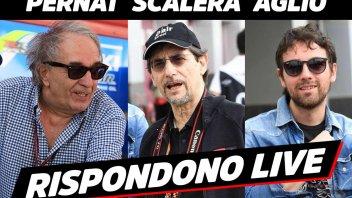 MotoGP: LIVE - Carlo Pernat risponde alle domande dei tifosi in diretta
