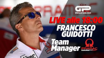 MotoGP: LIVE: Francesco Guidotti, Pramac Ducati, in diretta con noi alle 18:00
