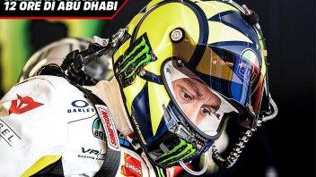 MotoGP: Valentino Rossi e la 12 Ore di Abu Dhabi: emozioni in formato GoPro