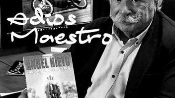 MotoGP: Adios a Tomás Diáz-Valdes, maestro di giornalismo