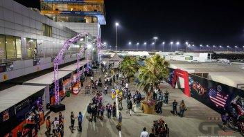 News: Coronavirus. Niente ospiti nel GP del Qatar: il paddock sarà blindato