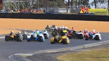 News: Coronavirus. Dopo la 24 Ore di Le Mans, la Francia ferma i sidecar