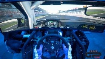 Playtime - Games: Le gare virtuali producono piloti reali? Risponde per BMW Philipp Eng