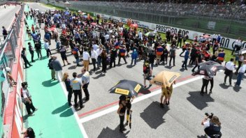 SBK: Superbike at Imola: the race could take place in August