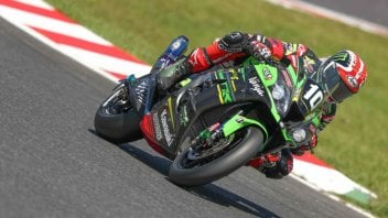 SBK: Rea, Lowes, Forés: the Kawasaki trio at the Suzuka 8 Hours