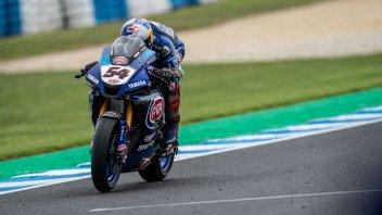 SBK: Pasticcio Yamaha: Razgatlioglu rimasto senza benzina!