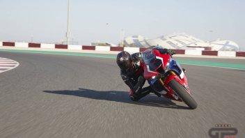 Moto - News: La nuova Honda CBR 1000 RR-R Fireblade guadagna un Akrapovic dedicato