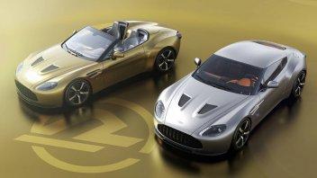 Auto - News: Aston Martin Vantage V12 Zagato Heritage per i cento anni di Zagato