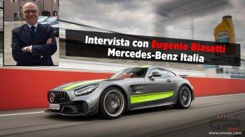 """Auto - News: Blasetti: """"L'automobile in Mercedes è un oggetto del desiderio"""""""