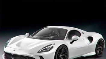 Auto - News: Maserati MC20, scocca in carbonio e 600 cavalli per la super sportiva