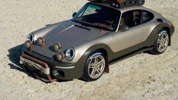 Auto - News: RUF Rodeo Concept, omaggio alla Porsche 911 Safari