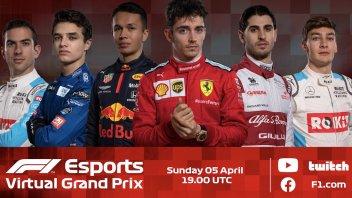 Auto - News: Leclerc torna sulla Ferrari nella Virtual Race, ecco dove seguirla