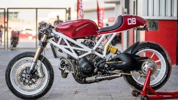 Moto - News: Monstrosity: la rinascita di un Ducati Monster 1100 EVO