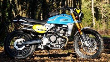 Moto - News: Fantic Motor: un Caballero 500 per festeggiare