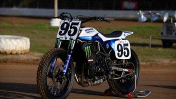Moto - News: Tommy Hayden: una moderna Flat Tracker costruita su base Yamaha MT-07