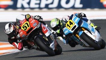 Moto2: FIM CEV Repsol saluta i motori Triumph Moto2 per il 2021