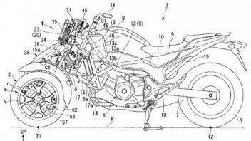 Moto - News: Honda, la famiglia NC con l'euro 5 diventa 850?